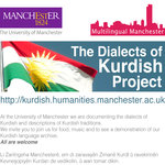 The Dialects of Kurdish: Archive launch event
