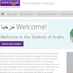 New online resource on Arabic dialects