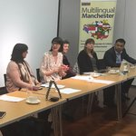 Manchester marks International Mother & Father Language Day