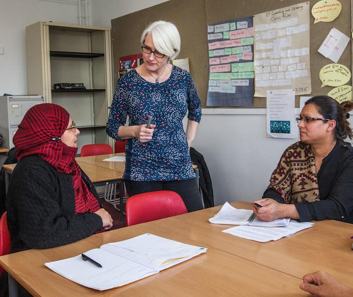 Experts call for better language provision to help non-English speakers into work