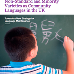 Position paper calls for consideration of non-standard and minority language varieties in supplementary school curriculum